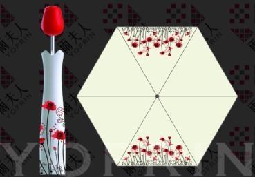 玫瑰花傘 5