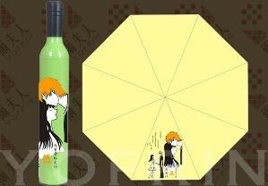 雨夫人酒瓶傘 4