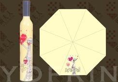 雨夫人酒瓶傘 5