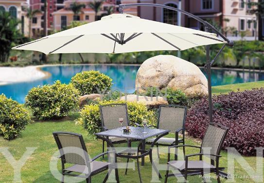 香蕉伞休闲庭院伞 1