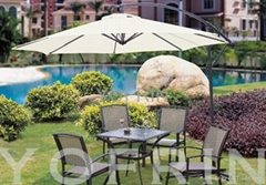 香蕉傘休閑庭院傘
