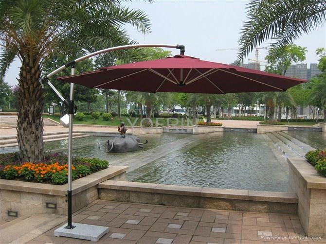 香蕉伞休闲庭院伞 3
