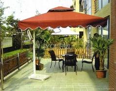 豪華側立傘