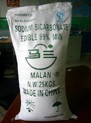 小苏打(碳酸氢钠)