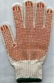 Knitting working gloves 1