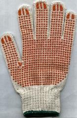 针织工作手套