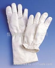 Anti-Static and Flame Retardant Gloves