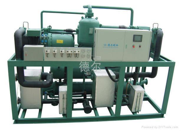 复叠低温冷冻机组 1
