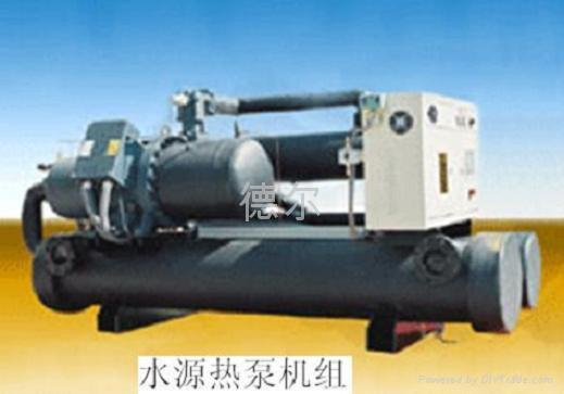 Water source heat pump units 1