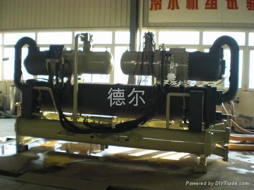 工业用螺杆冷水机组 2