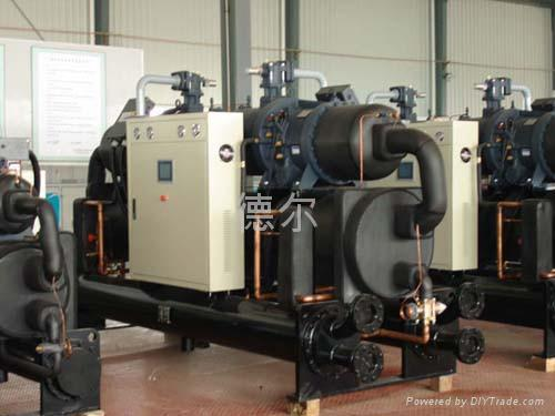 工业用螺杆冷水机组 3