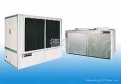 水(風)冷櫃式空調機組
