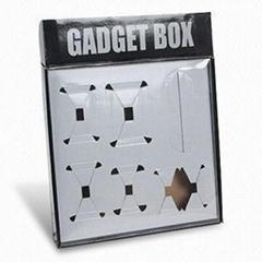 Multicolored Gadget Box