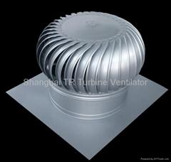 powerless turbine ventilator