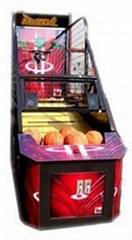 投币篮球机供应