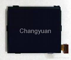 Blackberry mobile phone LCD for 9700