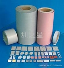 导热硅胶片矽胶布