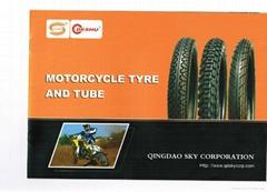Motorcycle Tyre for Dubai market