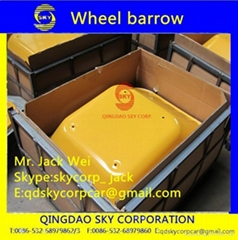 wheelbarrow tray