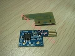 施乐6130彩色打印机计数芯片