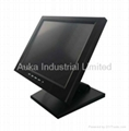 12 Inch LCD Touch Screen Monitor With Special Bracket