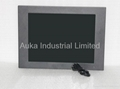 19 inch Touch Industrial Monitor with HDMI/VGA/DVI Input