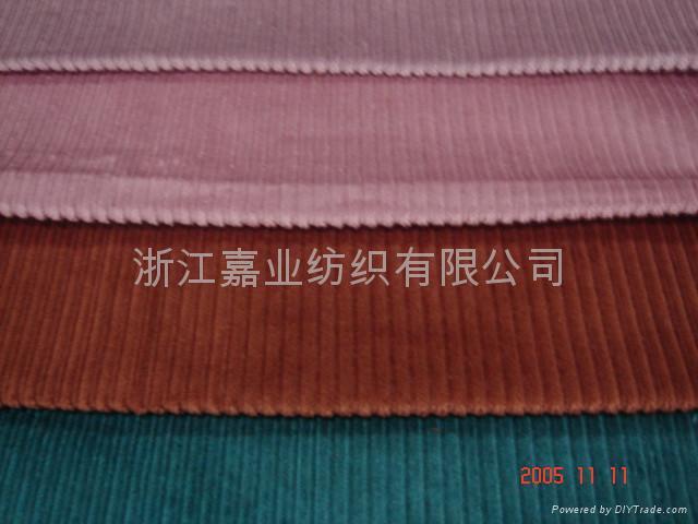8W 全棉染色燈芯絨 3