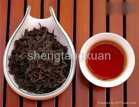 Dahongpao Tea 1