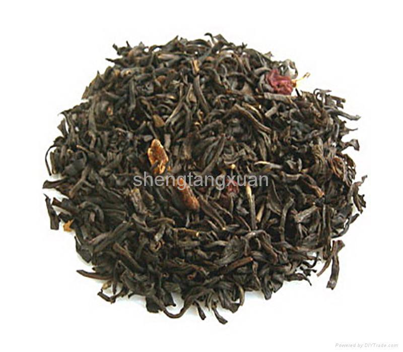 Lychee Black Tea) 1