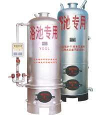 山东省济南市环保型洗浴燃煤热水锅炉