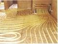 济南专业地暖施工及安装供暖主管道 3