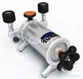 low-pressure hand pump