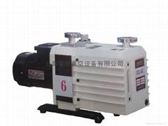 第二代旋片直联式真空泵