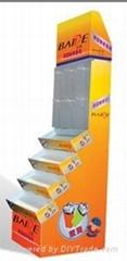 paperboard Pallet shelf