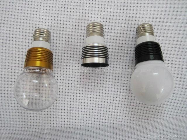 LED球泡灯 5