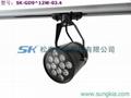 offer led track lighting,led lighting,led conmercial lighting,led lamp  4