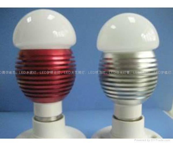 LED拉尾尖泡燈 2