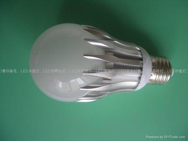 LED拉尾尖泡燈 5