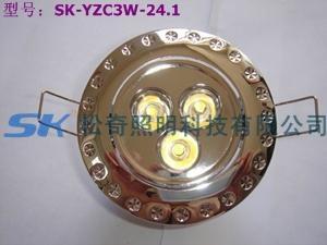 LED天花筒灯 4