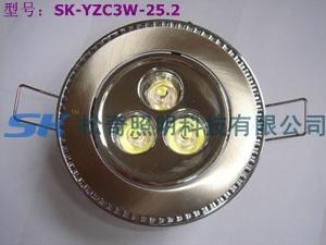 LED天花筒灯 5