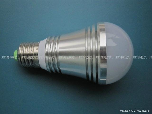 LED蠟燭燈泡 3
