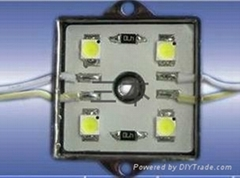 LED4灯铁壳5050模组