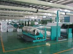 Nonwoven RPET Fabric (USA SCS RPET Certified/Oeko-Tex Standard)