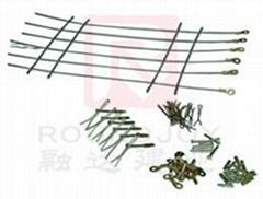 鋼絲繩(鋼絞線)網片-高強滲透性聚合物砂漿外加層加固技術