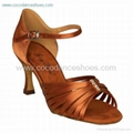 latin dance shoes/ women dance shoes