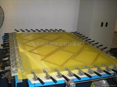 晒版机 绷网机 网板烘箱 铝制网框