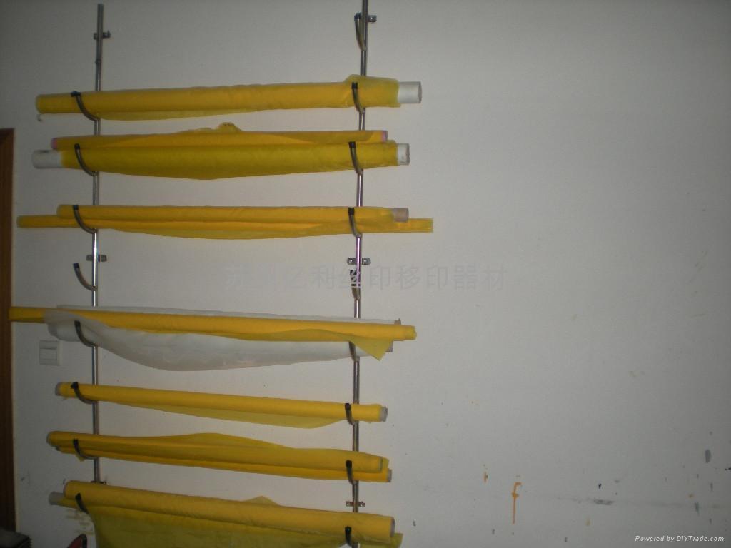 晒版机 绷网机 网板烘箱 铝制网框 5