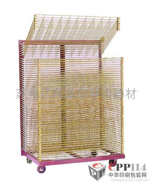 苏州亿利干燥架 苏州丝印干燥架 4