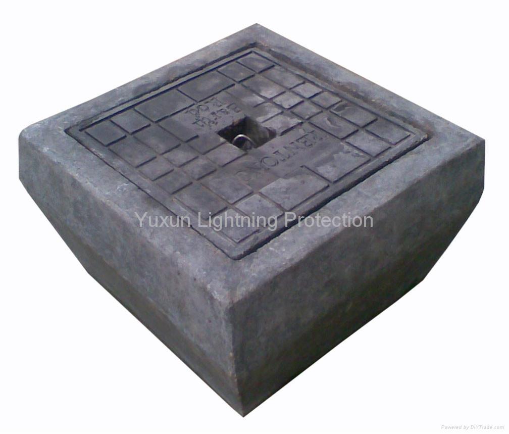 Concrete Inspection Report : Concrete inspection pit lh lihe china manufacturer