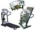 多功能电动跑步机